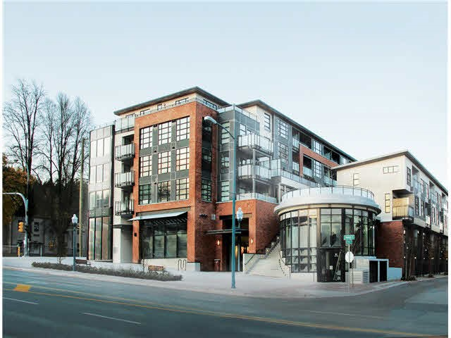"Main Photo: 418 95 MOODY Street in Port Moody: Port Moody Centre Condo for sale in ""THE STATION"" : MLS® # R2196858"