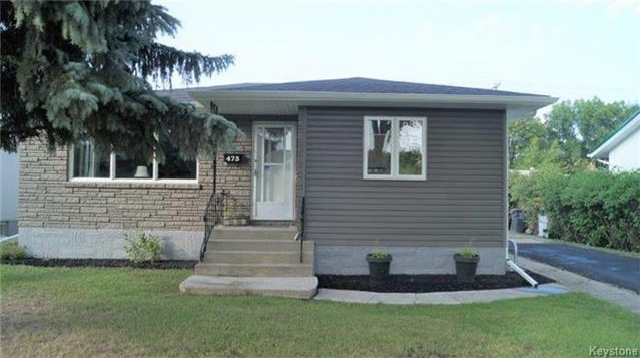 Main Photo: 473 McLeod Avenue in Winnipeg: Residential for sale (3F)  : MLS® # 1722705