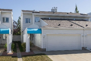 Main Photo: 27 2911 36 Street in Edmonton: Zone 29 Townhouse for sale : MLS® # E4081829