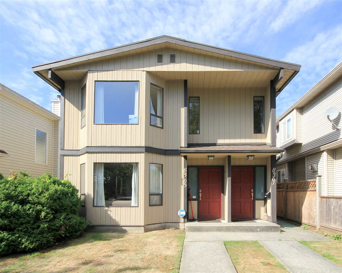 Main Photo: 8361/65 CARTIER Street in Vancouver: Marpole House for sale (Vancouver West)  : MLS® # R2208814