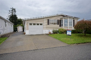 "Main Photo: 77 9055 ASHWELL Road in Chilliwack: Chilliwack W Young-Well Manufactured Home for sale in ""Rainbow Estates"" : MLS® # R2208986"