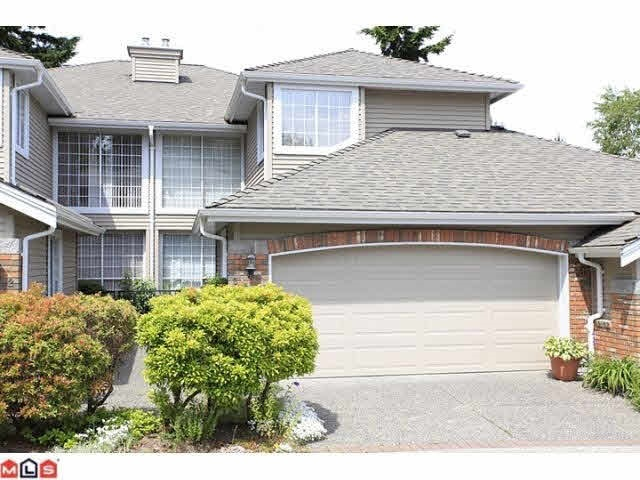 Main Photo: 3 2688 150 STREET in South Surrey White Rock: Home for sale : MLS® # R2041811