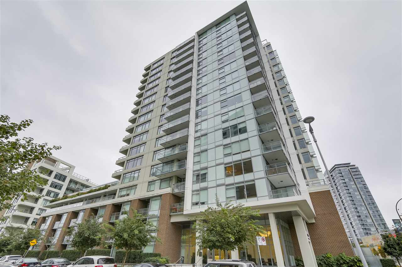 Main Photo: 214 110 SWITCHMEN STREET in Vancouver: Mount Pleasant VE Condo for sale (Vancouver East)  : MLS® # R2215226
