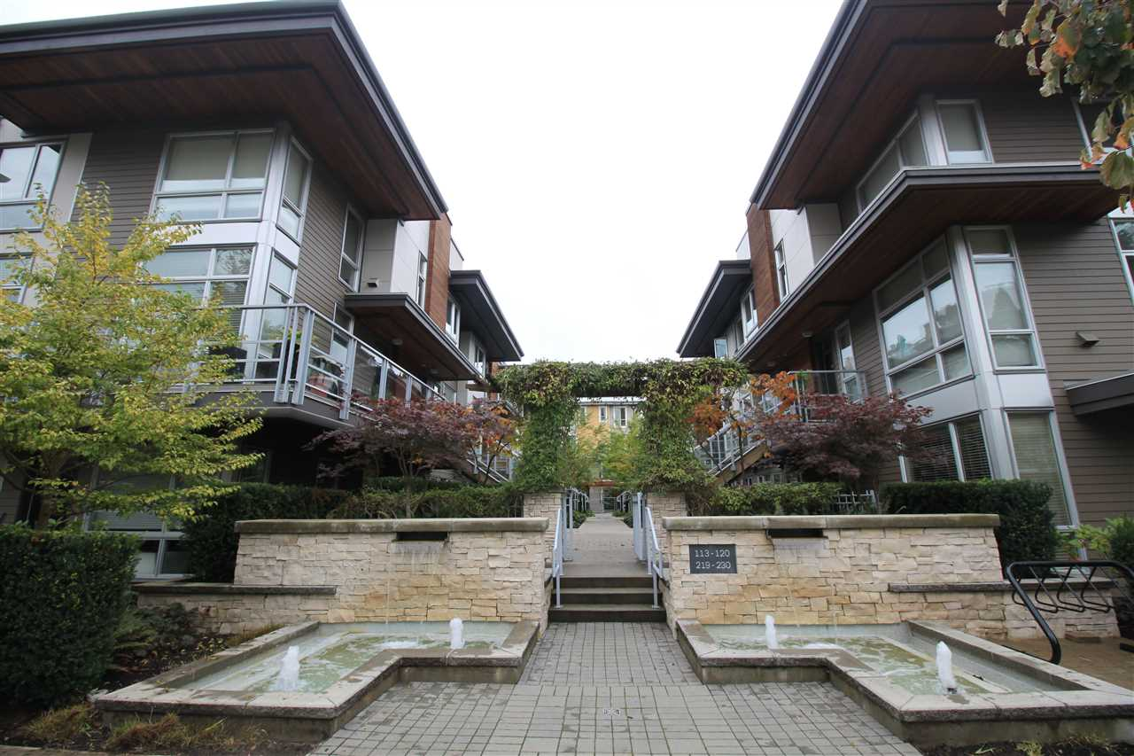 Main Photo: 118 735 W 15TH STREET in North Vancouver: Hamilton Condo for sale : MLS®# R2114379