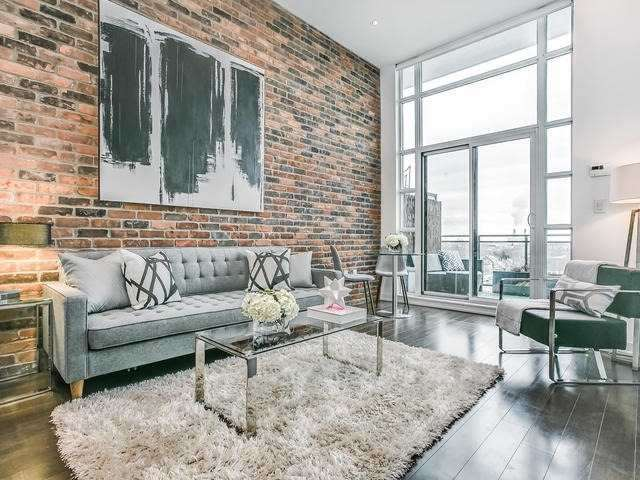 Main Photo: Ph 722 88 Colgate Avenue in Toronto: South Riverdale Condo for sale (Toronto E01)  : MLS® # E4005816