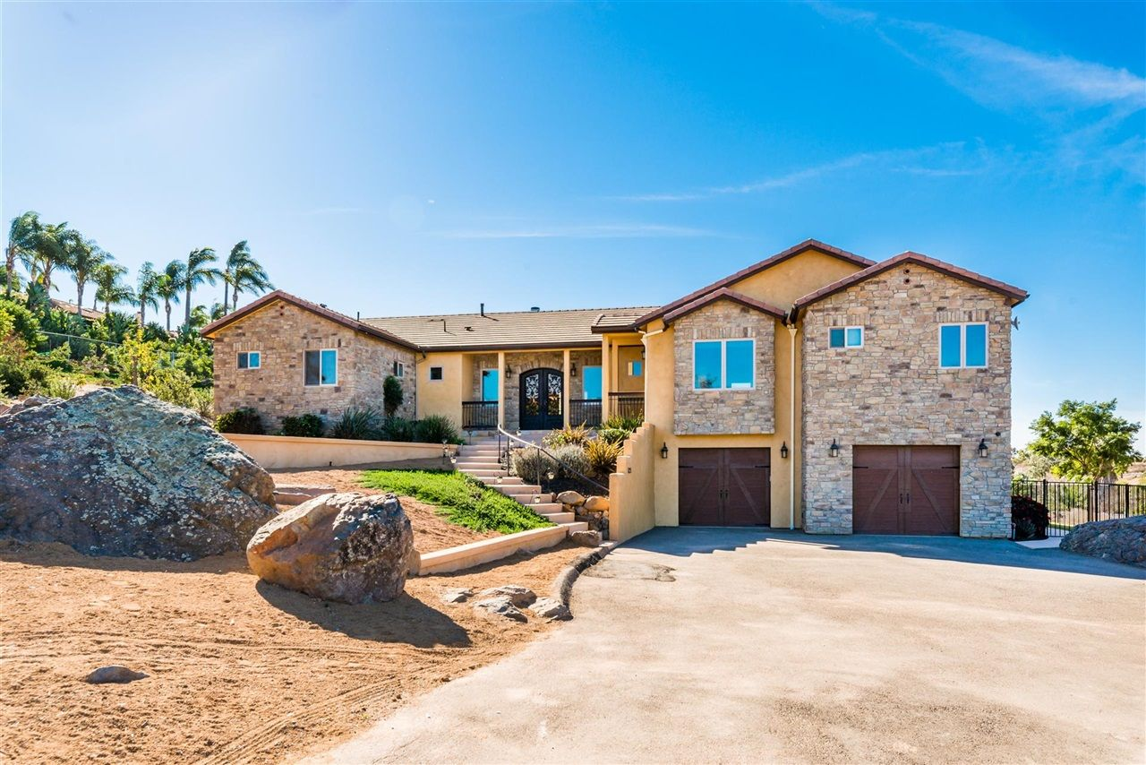 Main Photo: SAN DIEGO House for sale : 3 bedrooms : 8225 Artesian Road