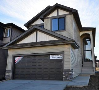 Main Photo: 3319 13 Avenue in Edmonton: Zone 30 House for sale : MLS® # E4092412