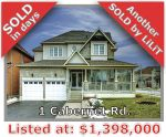 Main Photo: 1 Cabernet Rd in Vaughan: Patterson Freehold for sale