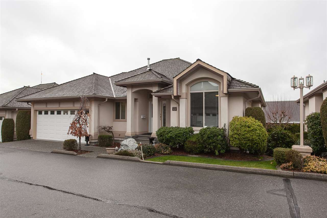 "Photo 1: Photos: 13 30703 BLUERIDGE Drive in Abbotsford: Abbotsford West House for sale in ""Westsyde Estates"" : MLS® # R2237540"