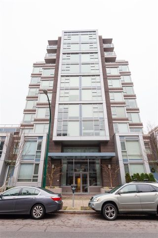 "Main Photo: 803 538 W 7TH Avenue in Vancouver: Fairview VW Condo for sale in ""CAMBIE +7"" (Vancouver West)  : MLS® # R2241003"