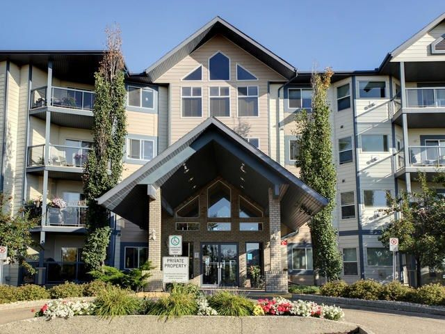 Main Photo: 212 100 FOXHAVEN Drive: Sherwood Park Condo for sale : MLS®# E4103640