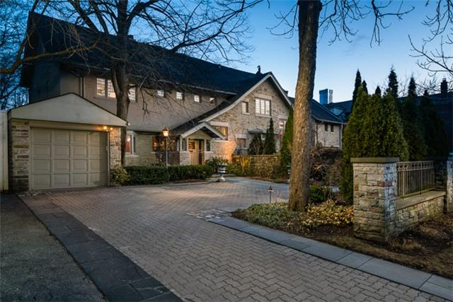 Main Photo: 125 South Drive in Toronto: Rosedale-Moore Park House (2 1/2 Storey) for sale (Toronto C09)  : MLS®# C4090533