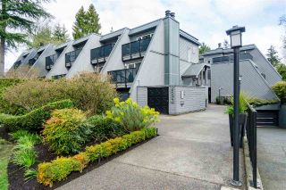 Main Photo: 202 2893 W 41ST Avenue in Vancouver: Kerrisdale Townhouse for sale (Vancouver West)  : MLS®# R2257377