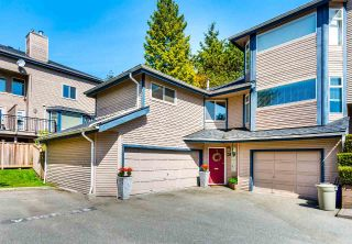 "Main Photo: 47 1195 FALCON Drive in Coquitlam: Eagle Ridge CQ Townhouse for sale in ""The Courtyards"" : MLS®# R2271864"