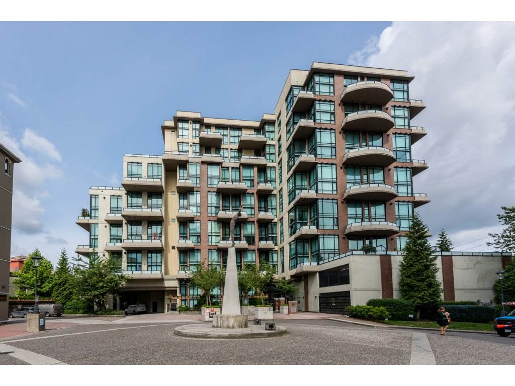 Main Photo: 209 10 RENAISSANCE Square in New Westminster: Quay Condo for sale : MLS®# R2273677