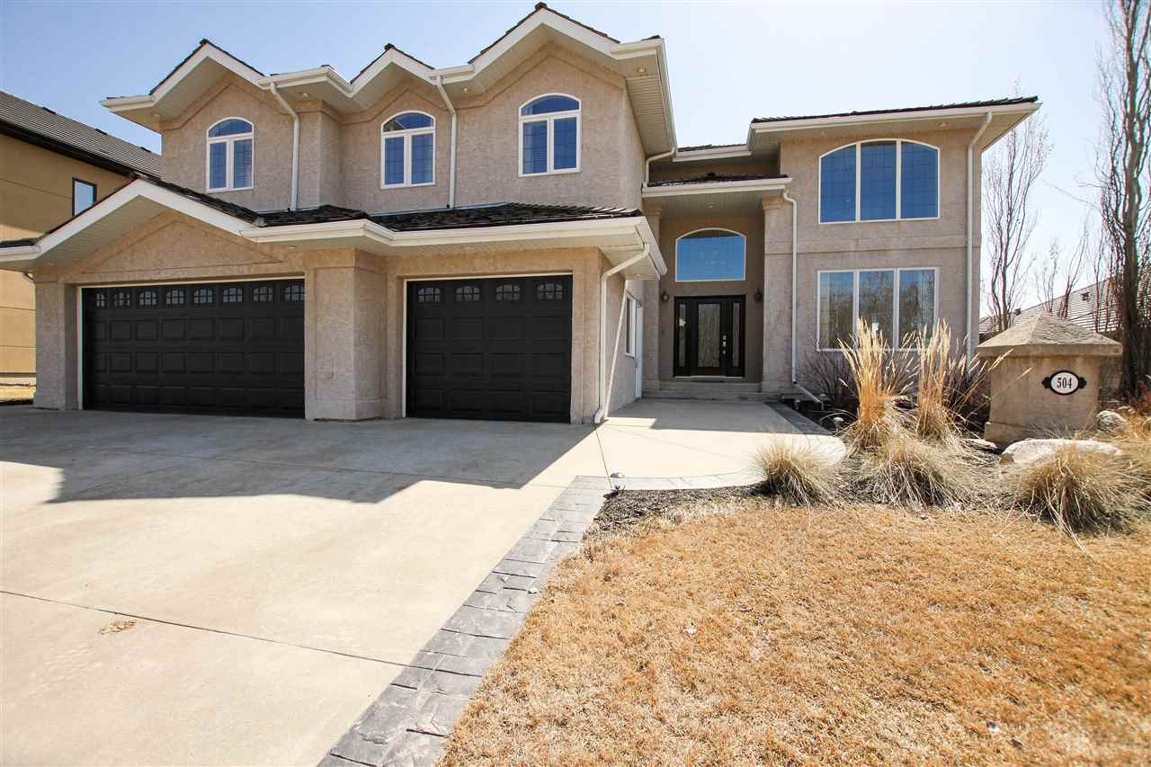 Main Photo: 504 52304 RR 233: Rural Strathcona County House for sale : MLS®# E4129591