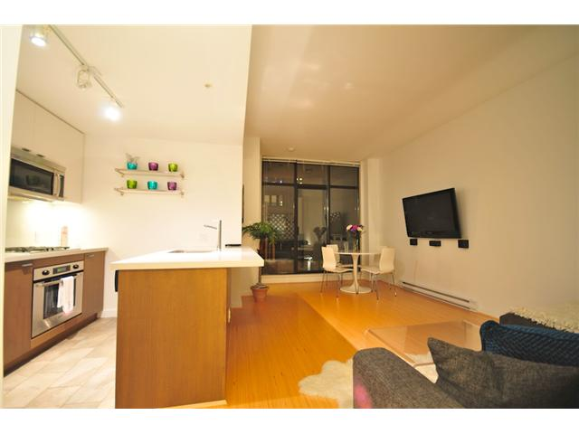 Photo 3: 205 531 BEATTY Street in Vancouver: Downtown VW Condo for sale (Vancouver West)  : MLS® # V876840