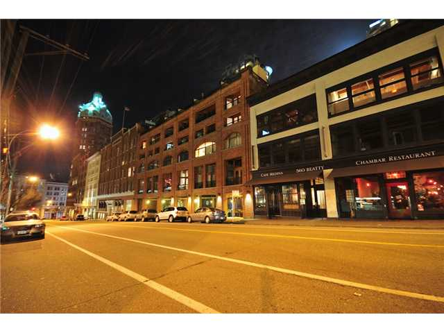 Photo 10: 205 531 BEATTY Street in Vancouver: Downtown VW Condo for sale (Vancouver West)  : MLS® # V876840