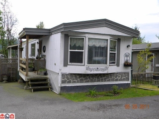 "Main Photo: 77 10221 WILSON Road in Mission: Mission BC Manufactured Home for sale in ""Triple Creek Estates"" : MLS® # F1113687"