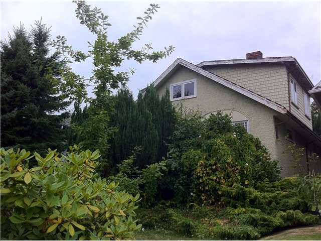 Main Photo: 1995 WHYTE Avenue in Vancouver: Kitsilano House for sale (Vancouver West)  : MLS® # V910353