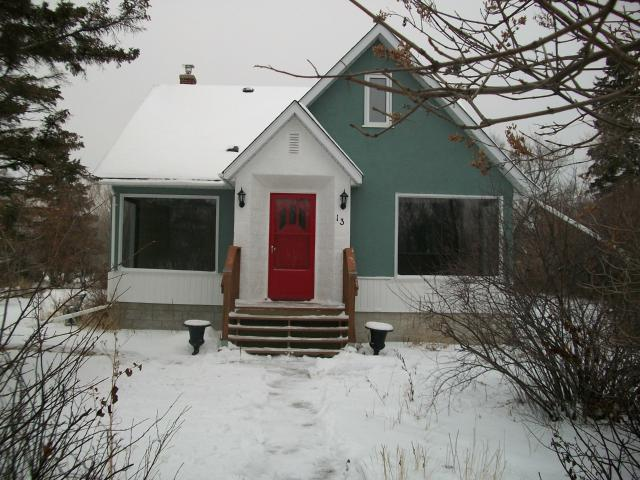 Main Photo: 13 COSSETTE Street in INWOOD: Manitoba Other Residential for sale : MLS® # 1201092