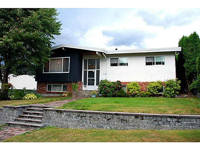 Main Photo: 5383 MEADEDALE DR in Burnaby: Parkcrest House for sale (Burnaby North)  : MLS(r) # V1024048