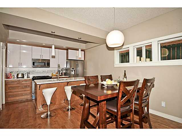 Photo 3: 1 1925 36 Street SW in Calgary: Killarney_Glengarry Townhouse for sale : MLS(r) # C3645844