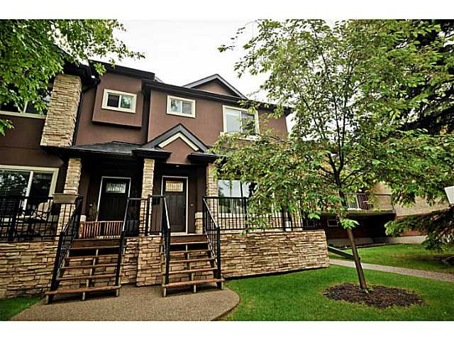 Photo 5: 1 1925 36 Street SW in Calgary: Killarney_Glengarry Townhouse for sale : MLS(r) # C3645844