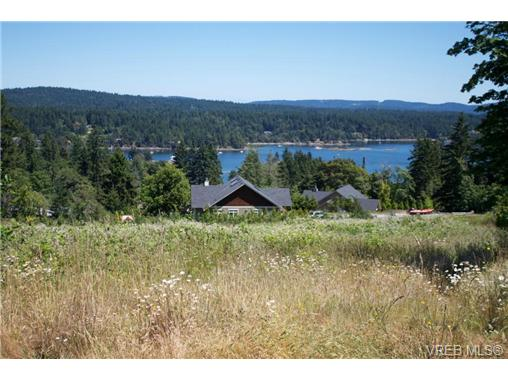 Main Photo: Lot 9 Cypress View Road in SALT SPRING ISLAND: GI Salt Spring Land for sale (Gulf Islands)  : MLS®# 352346