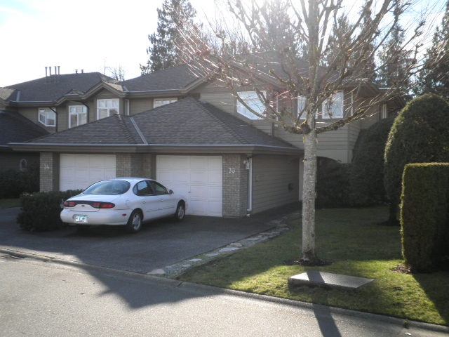 Main Photo: 33 11737 236 Street in Maple Ridge: Cottonwood MR Townhouse for sale : MLS® # R2033518