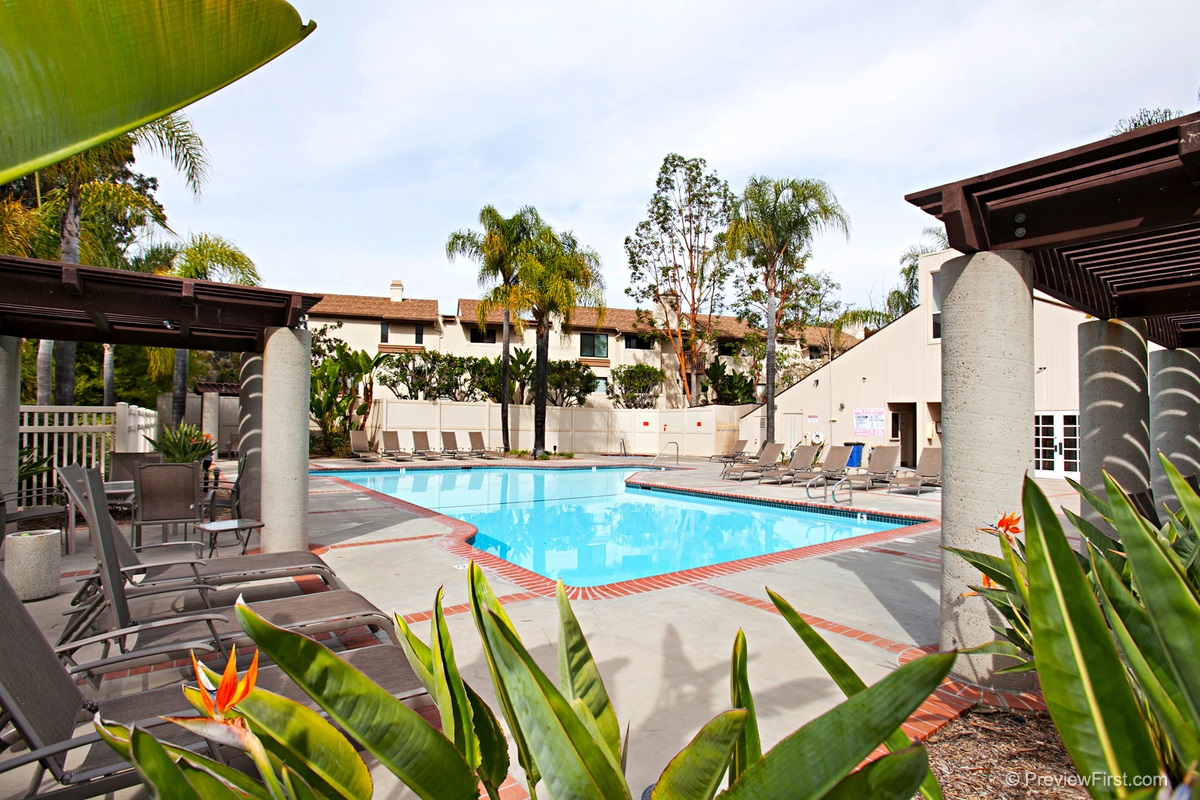 Photo 22: CLAIREMONT Townhome for sale : 1 bedrooms : 2740 ARIANE DRIVE #160 in San Diego