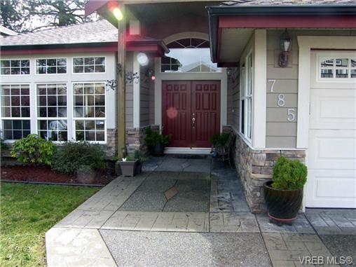Main Photo: 785 Harrier Way in VICTORIA: La Bear Mountain Single Family Detached for sale (Langford)  : MLS® # 362047