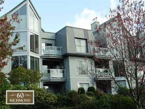 "Main Photo: 310 60 RICHMOND Street in New Westminster: Fraserview NW Condo for sale in ""GATEHOUSE PLACE"" : MLS(r) # R2056070"