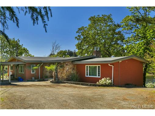 Main Photo: 2763 Murray Drive in VICTORIA: SW Portage Inlet Single Family Detached for sale (Saanich West)  : MLS® # 363936