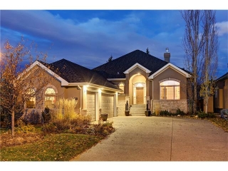 Main Photo: 94 ASPEN RIDGE Crescent SW in Calgary: Aspen Woods House for sale : MLS® # C4086771