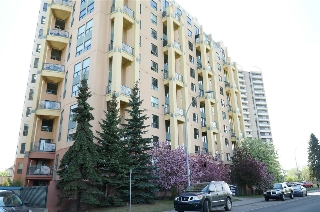 Main Photo: 305 10855 SASKATCHEWAN Drive in Edmonton: Zone 15 Condo for sale : MLS(r) # E4050550