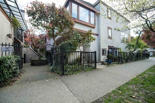 Main Photo: 1704 CYPRESS Street in Vancouver: Kitsilano Townhouse for sale (Vancouver West)  : MLS(r) # R2159567