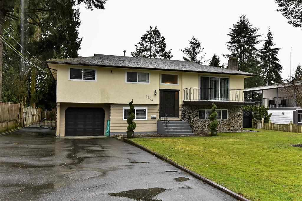 Main Photo: 1602 WESTMINSTER Avenue in Port Coquitlam: Glenwood PQ House for sale : MLS®# R2169577