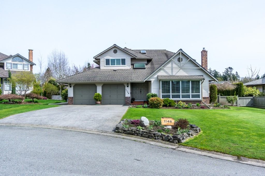 "Main Photo: 1148 161 Street in Surrey: King George Corridor House for sale in ""South Meridian"" (South Surrey White Rock)  : MLS(r) # R2175197"