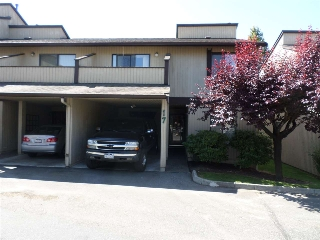 "Main Photo: 17 2962 NELSON Place in Abbotsford: Central Abbotsford Townhouse for sale in ""Willband Creek Park"" : MLS® # R2182873"
