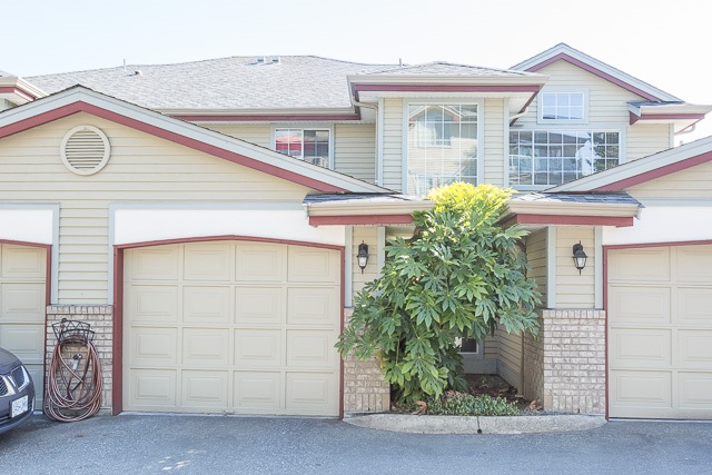 "Main Photo: 37 11502 BURNETT Street in Maple Ridge: East Central Townhouse for sale in ""TELOSKY VILLAGE"" : MLS® # R2201064"