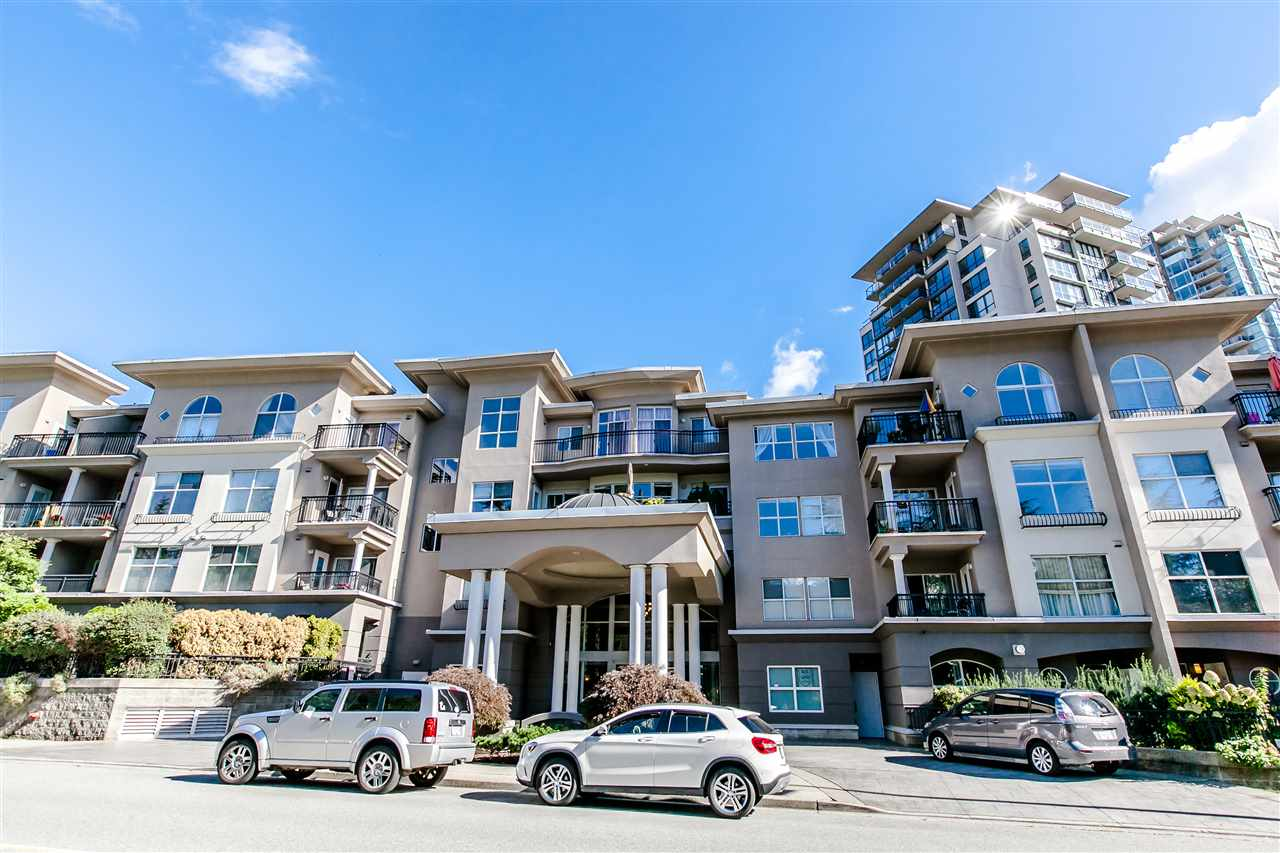 "Main Photo: 219 1185 PACIFIC Street in Coquitlam: North Coquitlam Condo for sale in ""CENTREVILLE"" : MLS® # R2206791"