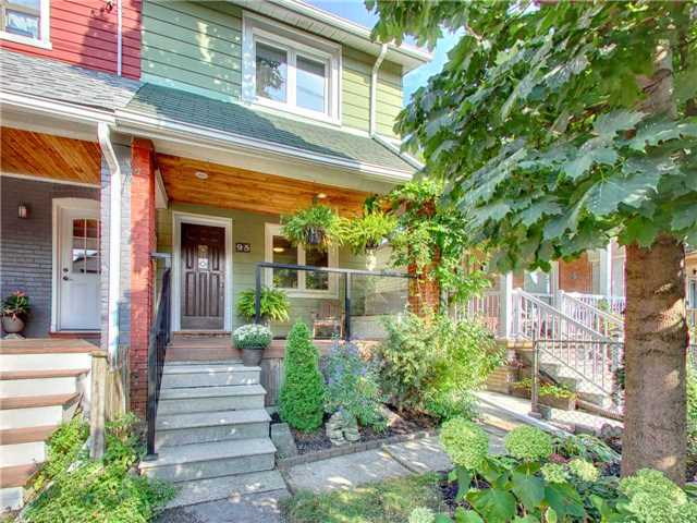 Main Photo: 95 Berkshire Avenue in Toronto: South Riverdale House (2-Storey) for sale (Toronto E01)  : MLS® # E3931750
