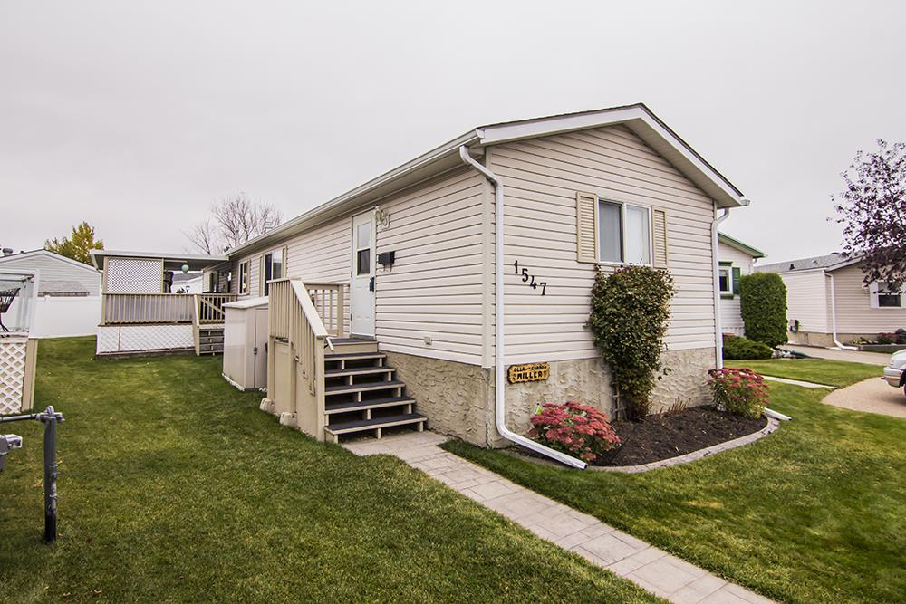 Main Photo: 1547 Jubilee Wynd: Sherwood Park Mobile for sale : MLS® # E4085144