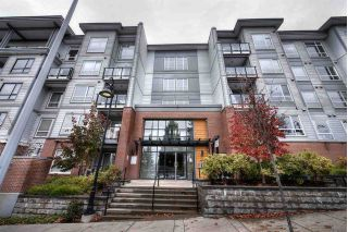 "Main Photo: 533 13733 107A Avenue in Surrey: Whalley Condo for sale in ""Quattro"" (North Surrey)  : MLS® # R2222469"