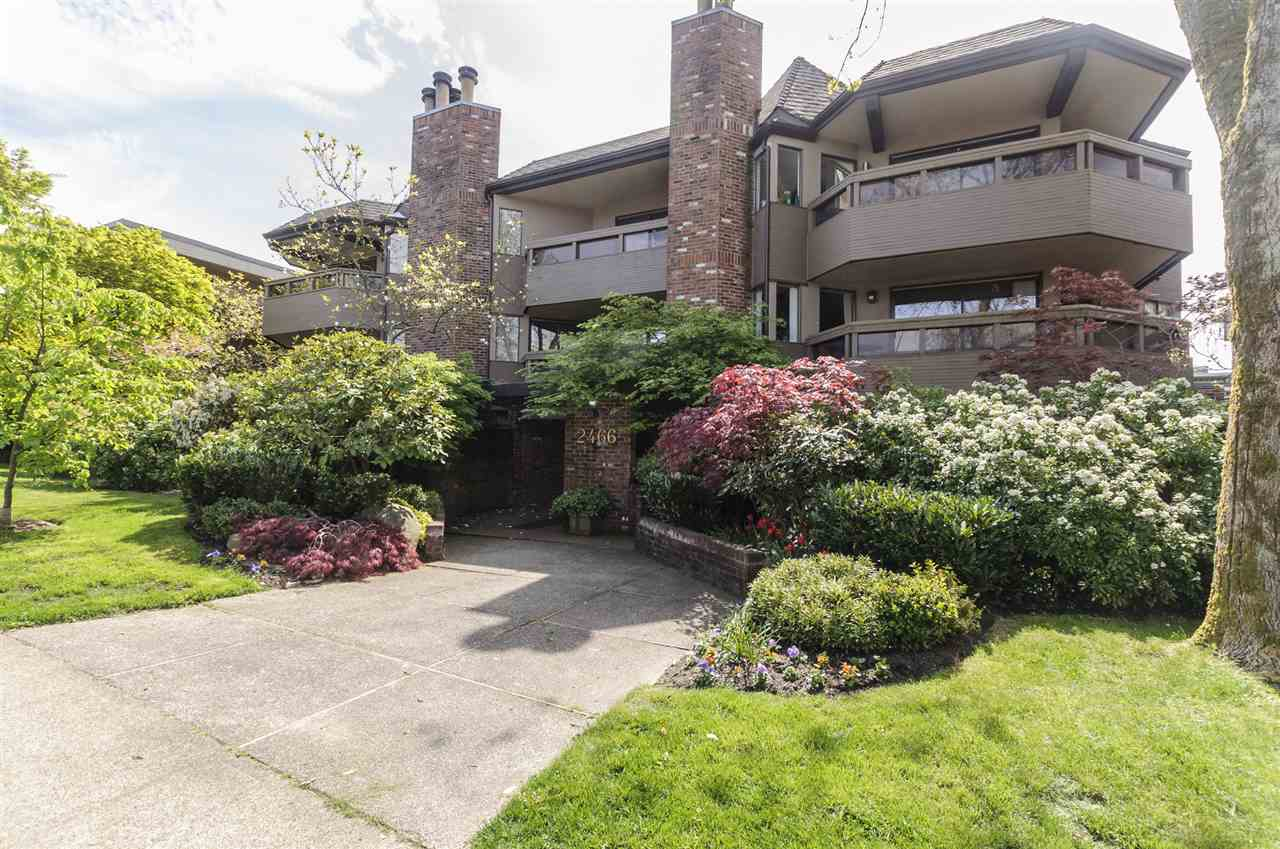 Main Photo: 304 2466 W 3RD Avenue in Vancouver: Kitsilano Condo for sale (Vancouver West)  : MLS®# R2264991