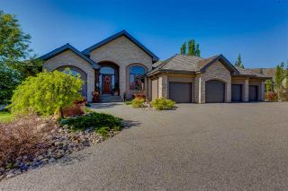 Main Photo: 137 RIVERVIEW Crescent: Rural Sturgeon County House for sale : MLS®# E4112618