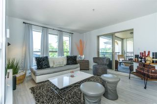 "Main Photo: A414 8929 202 Street in Langley: Walnut Grove Condo for sale in ""THE GROVE"" : MLS®# R2273705"