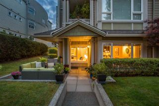 "Main Photo: 107 937 W 14TH Avenue in Vancouver: Fairview VW Townhouse for sale in ""Villa 937"" (Vancouver West)  : MLS®# R2280931"