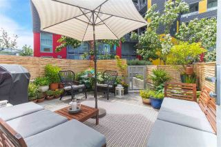 "Main Photo: 201 384 E 1ST Avenue in Vancouver: Mount Pleasant VE Condo for sale in ""Canvas"" (Vancouver East)  : MLS®# R2281204"